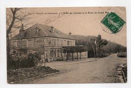 - CPA VALLÉE DE CHEVREUSE (78) - L'Hôtel Des Cascades Et La Route Du Grand Moulin 1909 - Edition Gautrot 322 - - Chevreuse