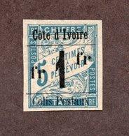Cote D'ivoire Colis N°7 N** TB Cote 36 Euros !!! - Unused Stamps