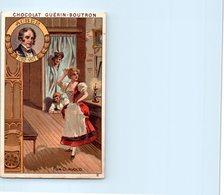 CHROMOS ' Guérin Boutron - Compositeurs De Musique - Auber - Trade Cards
