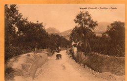 Napoli Italy 1908 Postcard - Napoli
