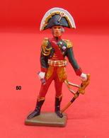 Soldat De Plomb Parfait Etat 8cm - Militaires