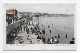 Harris Promenade.  Douglas, I.o.M.. - Early Blum & Degen 5389 - Isle Of Man