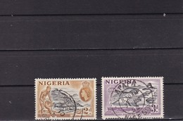 Nigeria 1953  Used - Eisenbahnen