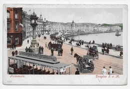 Promenade.  Douglas, I.o.M.. - Early Blum & Degen 5387 - Isle Of Man
