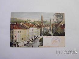St. Gallen. - Marktgasse. (12 - 5 - 1906) - SG St. Gallen