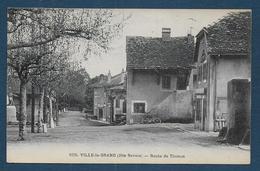 VILLE LA GRAND - Route De Thonon - Altri Comuni