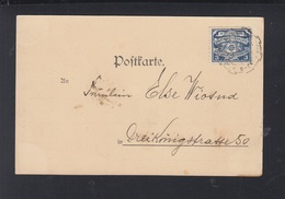 Dt. Reich Frankreich France Privatpost Mülhausen - Private