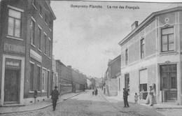 Dampremy-Planche.  La Rue Des Français.  Scan - België