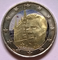 Luxembourg - 2 Euros Couleurs - 2007 - Palais Grand Ducal - Luxemburgo