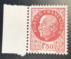 British Propaganda Forgery For France 1941 Mi 45A ** (WW2 War Pétain Guerre 1933-1945 Kriegs Und Propagandafälschungen - Occupazione 1938 – 45