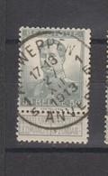 COB 115 Oblitération Centrale ANTWERPEN 1E - 1912 Pellens