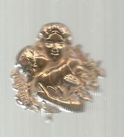 Insigne PATRIOTIQUE ,ALSACE LORRAINE , 2 Scans , Frais Fr 2.25 E - Insignes & Rubans