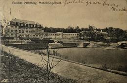 Mulheim - Speldorf (NRW) Soolbad Raffelberg 1912 - Muelheim A. D. Ruhr