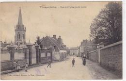 Sarthe - Vibraye - Rue De L'Eglise (partie Haute) - Vibraye