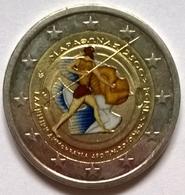 Grèce - 2 Euros Couleurs - 2010 - 2500 Ans De La Bataille De Marathon - Grecia