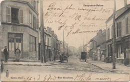 94 IVRY-sur-SEINE  Rue Mirabeau - Ivry Sur Seine