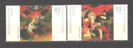 Germany 2006 MNH Christmas 2 V. - [7] République Fédérale