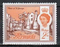Bermuda Elizabeth II 1962 Single 2/- Stamp From The Definitive Set. - Bermuda