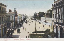 Mexique - Mexico - Avenida Juarez - Précurseur - Messico