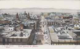 Mexique - Mexico - Vista General - Précurseur - Messico