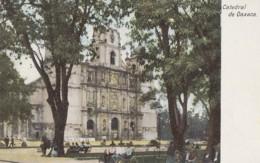 Mexique - Mexico - Oaxaca - Catedral - Précurseur - Messico