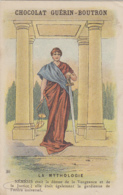 Métiers - Justice - Mythologie - Nemésis Déesse - Chromo Chocolat Guérin-Boutron - Unclassified