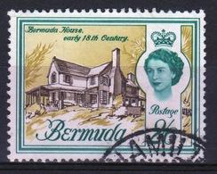 Bermuda Elizabeth II 1962 Single 2/6d Stamp From The Definitive Set. - Bermuda