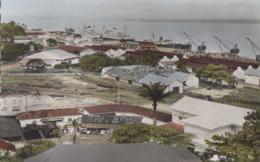 """Afrique - Cameroun - Douala - Vue Du Port - Bâteaux - Edition """"Au Messager"""" Hoa-Qui N° 2773 - Camerun"""