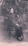 Viet-Nam, Cochinchine, Saïgon, Une Elegante (134) - Vietnam