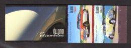 ALAND 2005 - Carnet Yvert N° C 247 - Facit H18 - NEUF ** / MNH - Booklet - Automobiles Anciennes, Classic Cars - Aland