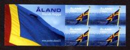 ALAND 2004 - Carnet Yvert N° C 234 (I) - Facit H16 - NEUF ** / MNH - Booklet - Cinquantenaire Du Drapeau Alandais - Aland