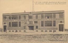 Lille LP 124 Institut De Mecanique Des Fluides Boulevard Paul Painlevé - Lille