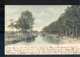 Assen - WIllemskanaal - 1905 - Assen