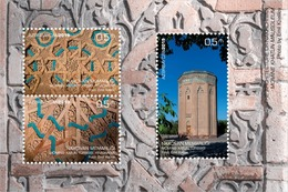 Azerbaijan Stamps 2019 NAKHCHIVAN Momine Khatun Mausoleum Architecture - Azerbaijan