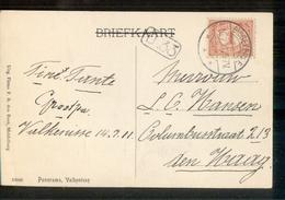 Biggekerke Langebalk - 1911 - Marcophilie