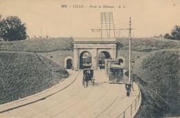 Lille EC 104 Porte De Bethune Peu Courant TBE - Lille