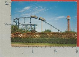 CARTOLINA NV STATI UNITI - TEXAS - Fastest And Tallest - Roller Coaster - 10 X 15 - Houston