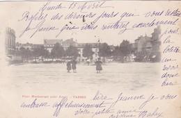 65 /TARBES / PLACE MAUBOURGET / COTE NORD /  PRECURSEUR 1901 - Tarbes