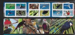 2010   Polynesie Française   N° C 916  Nf**  MNH. . Carnet .Oiseaux De Polynésie - Cuadernillos/libretas
