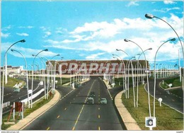 CPM Orly Seine Autoroute Du Sud L'Aerogare Aeroport Aviation Avion - Orly