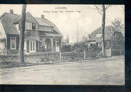 Lochem - Kiekje Langs Den Nieuwen Weg - 1925 - Lochem