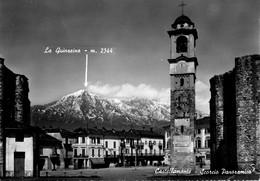 TORINO-CASTELLAMONTE-SCORCIO PANORAMICO-1957 - Altre Città