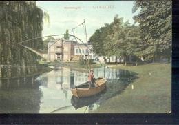 Utrecht - Maliesingel - Bootje - 1914 Hagestein Grootrond - Utrecht