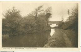 Armitage; Handsacre Church Bridge - Not Circulated. (R. Evans - Armitage) - England