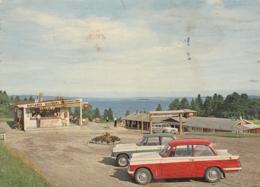Trondheim - Vikhammer Motell And Camping , Triumph 1965 - Norvegia