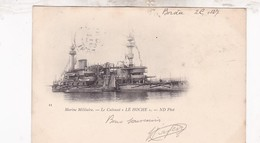 MARINE MILITAIRE / CUIRASSE LE HOCHE  / PRECURSEUR 1902 / ND 11 - Guerre