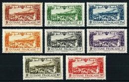 Guayana (Francesa) Nº A-11/18 Nuevo - Guayana Francesa (1886-1949)