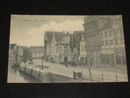 MALINES - Quai Au Sel - Uitg. Bertels N°24 - Mechelen