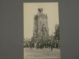 FETES DE LA VICTOIRE. VICTORY FETE. 14/07/1919. ED.LL.N°59. MONUMENT AUX MORTS POUR LA PATRIE. - Otros