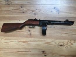 DENIX PPSH-41 MITRAILLETTE, UNION SOVIÉTIQUE - Armes Neutralisées